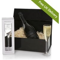 Happy 21st Birthday Prosecco Gift