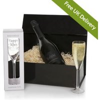 Happy 50th Birthday Prosecco Gift