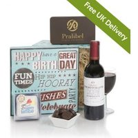 Birthday Gift Box Hamper For Him