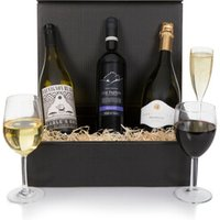 Luxury Wine & Prosecco Christmas Hamper