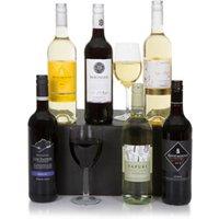 Premium Six Bottle Wine Selection