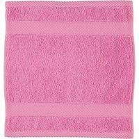 Egeria Diamant - Farbe: candy pink - 723 (02010450) Seiflappen 30x30 cm