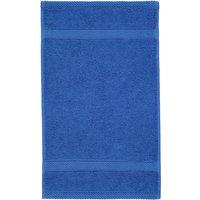 Egeria Diamant - Farbe: royal - 325 (02010450) Gästetuch 30x50 cm