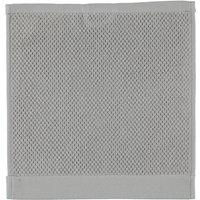 Rhomtuft - Handtücher Baronesse - Farbe: kiesel - 85 Seiflappen 30x30 cm