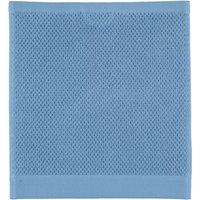Rhomtuft - Handtücher Baronesse - Farbe: aqua - 78 Seiflappen 30x30 cm