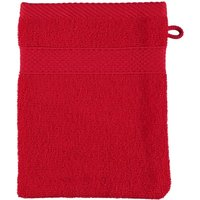 Egeria Diamant - Farbe: china red - 270 (02010450) Waschhandschuh 15x21 cm