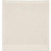 Rhomtuft - Handtücher Baronesse - Farbe: natur-jasmin - 20 Seiflappen 30x30 cm