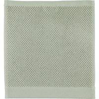 Rhomtuft - Handtücher Baronesse - Farbe: jade - 90 Seiflappen 30x30 cm