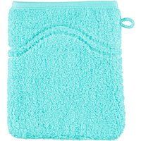 Ross Cashmere Feeling 9008 - Farbe: Jade - 39 Waschhandschuh 16x22 cm