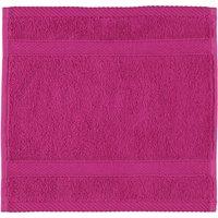 Egeria Diamant - Farbe: vivid pink - 728 (02010450) Seiflappen 30x30 cm