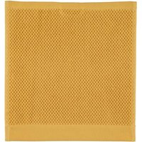 Rhomtuft - Handtücher Baronesse - Farbe: gold - 348 Seiflappen 30x30 cm