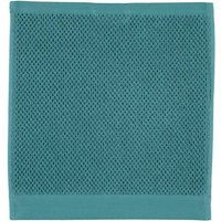 Rhomtuft - Handtücher Baronesse - Farbe: pinie - 279 Seiflappen 30x30 cm