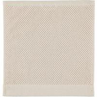 Rhomtuft - Handtücher Baronesse - Farbe: stone - 320 Seiflappen 30x30 cm