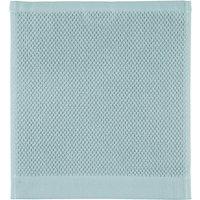 Rhomtuft - Handtücher Baronesse - Farbe: aquamarin - 400 Seiflappen 30x30 cm