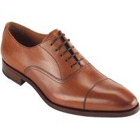 Schuhe & Handwerk Hochwertiger Businessschuh, Oxford von in Cognac für Herren