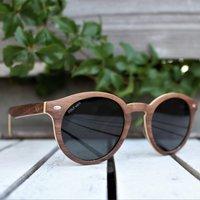 Walnut Wood Sunglasses - SG30 image