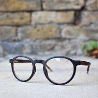 Wood Glasses Frame | Blue Light Blocking - SG57 image