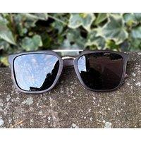 Luxury Real Wood Walnut Sunglasses