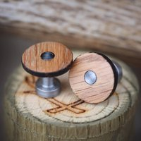 Wooden Cuff Link 01 - CLK01 image