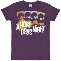 LOGOSHIRT T-Shirt mit coolem Frontprint »The Beatles«