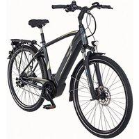 FISCHER FAHRRAEDER E-Bike Trekking Herren »VIATOR 5.0 i«, 28 Zoll, 10 Gang, Mittelmotor, 418 Wh