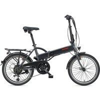 E-Bike Klapp - Faltrad Telefunken Kompakt F820