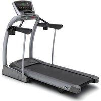 Vision Fitness Laufband »TF40 Touch« (mit Unterlegmatte)