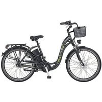 Didi THURAU Edition E-Bike »Alu-City Comfort 7 Plus«, 7 Gang Shimano, Nabenschaltung, Frontmotor 250 W