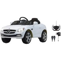 Jamara Elektro-Kinderauto »JAMARA KIDS Ride-On Mercedes Benz SLK«, mit Fernsteuerung*