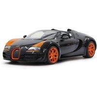 Jamara RC-Auto »Bugatti Grand Sport Vitesse - 2,4 GHz schwarz«*