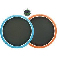 Ogo Sport Set, blau-orange, 2 Scheiben je 30,5 cm
