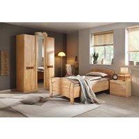 home affaire Home Schlafzimmer-Set »Sarah«, mit Bett 100/200 cm und 2-oder 3-trg Schrank