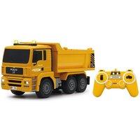 Jamara RC-Truck »Muldenkipper MAN 2,4 GHz«, mit Signallichtern*