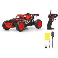 Jamara RC-Fahrzeug »Cubic Desert Buggy 2,4 GHz 1:14 rot/schwarz«