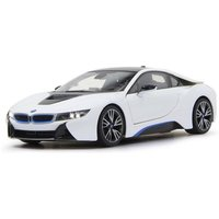 Jamara RC-Auto »BMW i8 27MHz 1:14 weiß«, mit LED Beleuchtung*