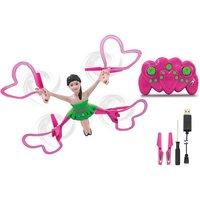 Drohne für Mädchen Quadrella Quadrocopter