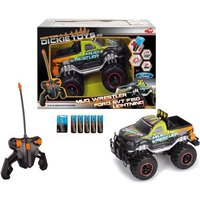 Dickie Toys RC-Truck »Monstertruck RC Ford F150 Mud Wrestler« (Set, Komplettset), mit Licht