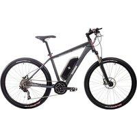 Telefunken E-Bike »Aufsteiger M800«, 10 Gang Shimano Deore Schaltwerk, Kettenschaltung, Mittelmotor 250 W