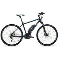 Head E-Bike »E-Cross Men«, 10 Gang Shimano XT RDM781 Schaltwerk, Kettenschaltung, Mittelmotor 250 W
