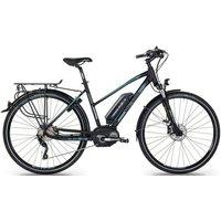 Head E-Bike »E-Trekking Women«, 10 Gang Shimano XT RDM781 Schaltwerk, Kettenschaltung, Mittelmotor 250 W