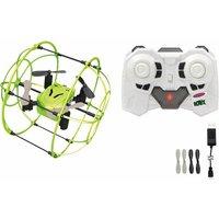Jamara RC-Drohne »Korix 2,4 GHz«, mit Schutzkäfig*