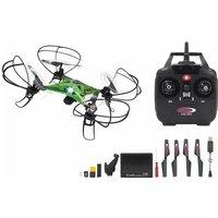 Jamara RC-Drohne »CamAlu Altitude«, mit HD Kamera und Bildschirm*