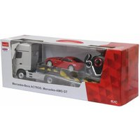 Jamara RC-Fahrzeug »Mercedes Actros & AMG GT«*