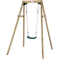 Holzschaukel Wooden Single Swing auf garten-schaukeln.de ansehen