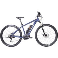 FUJI Bikes E-Bike »Fuji MTB«, 11 Gang Shimano Deore XT shadow plus Schaltwerk, Kettenschaltung, Mittelmotor 250 W