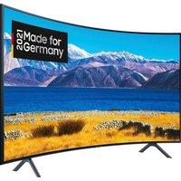 Abbildung Samsung GU65TU8379U Curved-LED-Fernseher (163 cm/65 Zoll, 4K Ultra HD, Smart-TV)