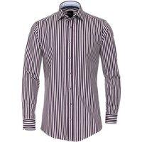 VENTI Langarmhemd »Hemd gestreift« Kent