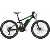 Univega E-Bike »Renegade B 2.0 Plus«, 10 Gang Shimano Deore Schaltwerk, Kettenschaltung, Mittelmotor 250 W