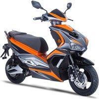 GT UNION E-Motorroller »eStriker 45 km/h«, 3000 W, 45 km/h, Euro 6, USB Ladedose für Handy, Navi etc.*