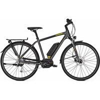 Raleigh E-Bike »Stoker B9«, 9 Gang Shimano Alivo Schaltwerk, 250 W